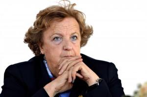 Il Guardasigilli Anna Maria Cancellieri