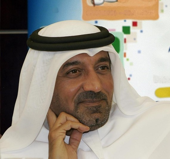 Ahmed bin Saeed al-Maktoum, presidente di Emirates