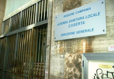L'Asl di Caserta