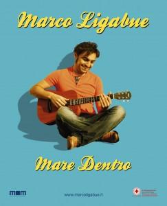 Mare Dentro, il primo album di Marco Ligabue