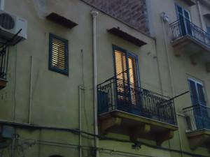 L'abitazione di Grazia Rosaria Quadrini