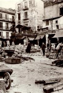 Demolizioni loggiati vucciria anni 10 - shangai