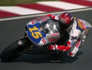 Doriano Romboni al GP del Giappone nel 1996