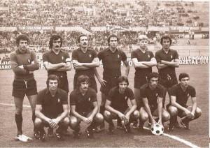 Il Torino campione d'Italia nel '75-'76