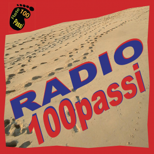 LOGO Radio 100 passi 10x10