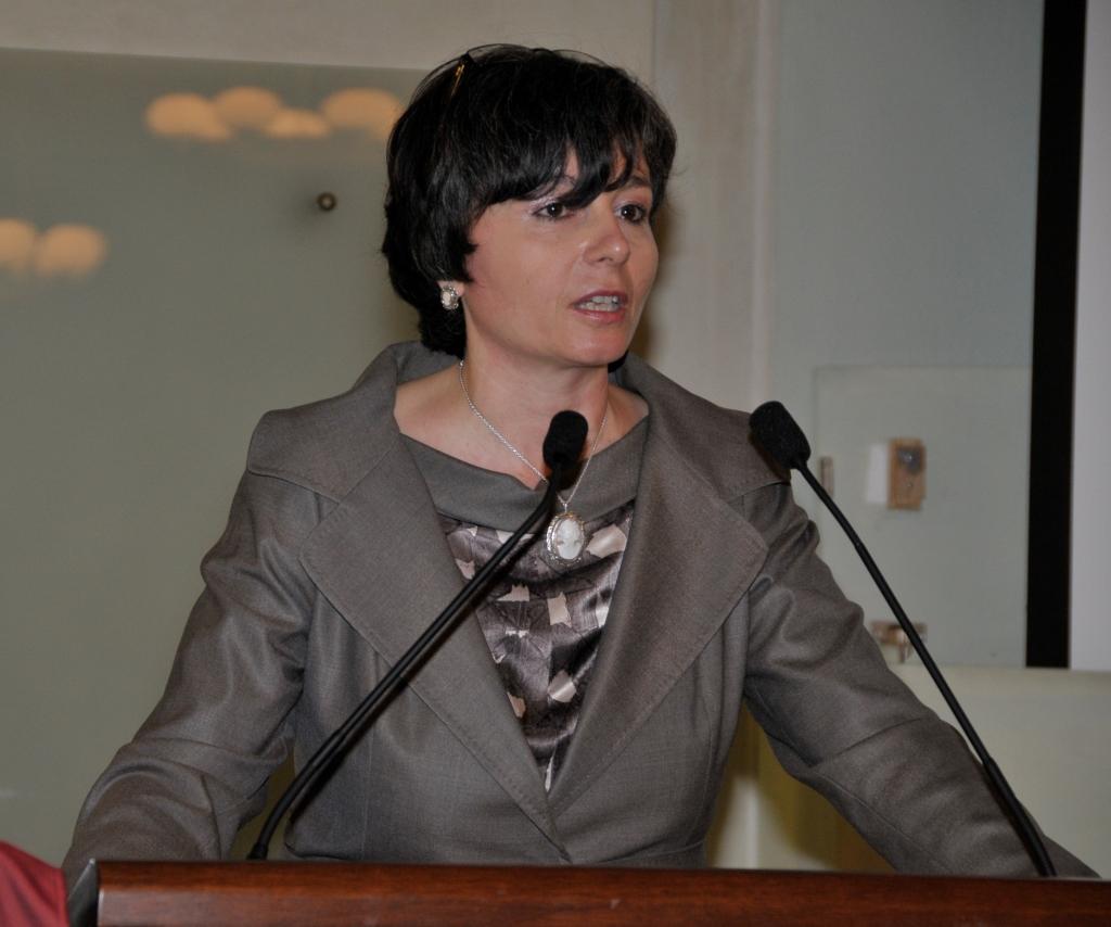 Maria Chia Carozza, ministro dell'Istruzione, dell'Università  e della Ricerca