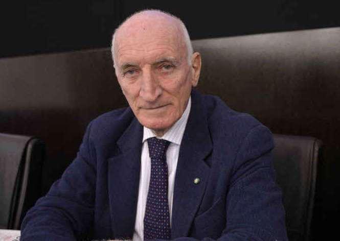 Il presidente della Corte dei Conti, Raffaele Squitieri