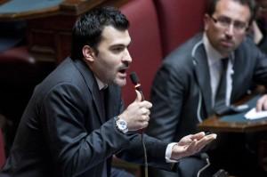 Il deputato del Movimento 5 Stelle, Riccardo Nuti