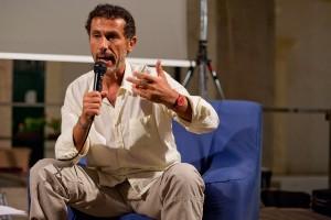 """Antonio Mazzeo. autore del libro """"Il Muostro di Niscemi"""""""