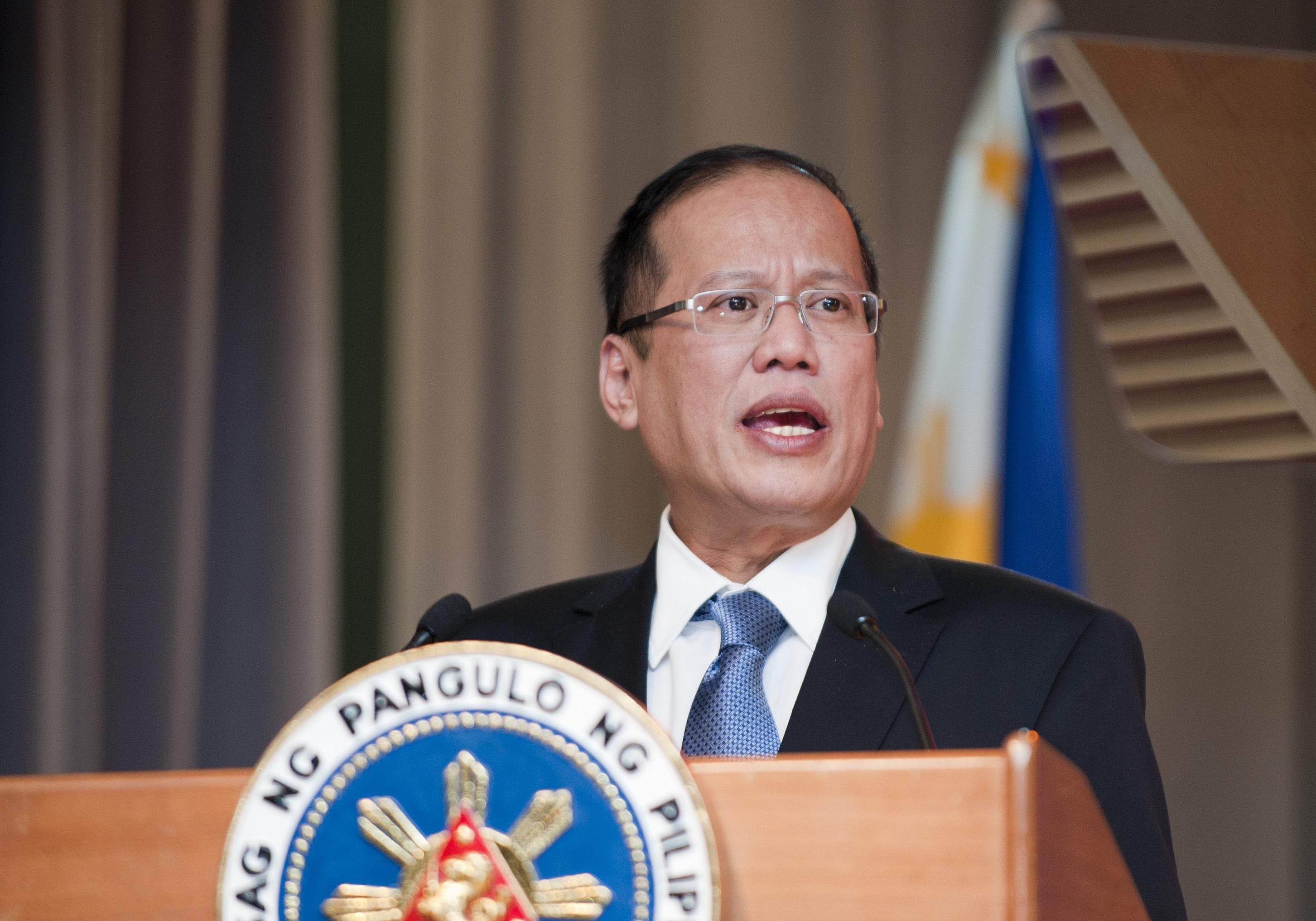 Benigno Aquino, presidente delle Filippine