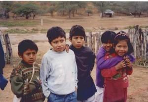 bambini boliviani