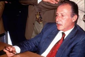 Paolo BORSELLINO ph. Scaccio / FARABOLAFOTO