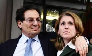 Rosario Crocetta e Lucia Borsellino
