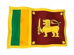 Bandiera Sri Lanka