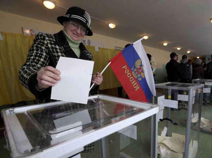 Ucraina referendum