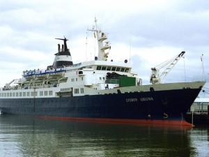 CANADA-RUSSIA-SEA-JUSTICE-TRANSPORTS-ENVIRONMENT-SHIPPING