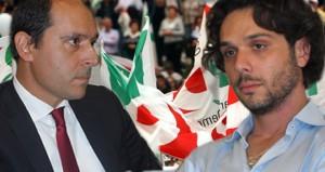 Mauro Mangano e Jacopo Torrisi