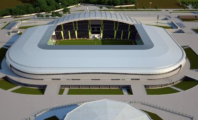 """Nuovo stadio """"Friuli"""", casa dell'Udinese"""
