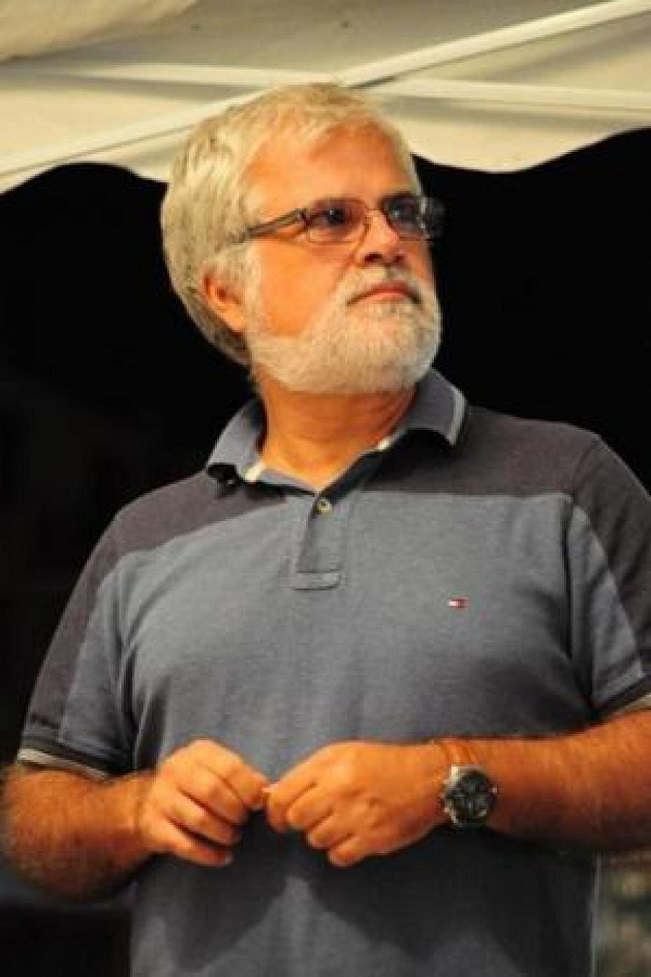 L' ormai ex senatore del M5S Luis Orellana