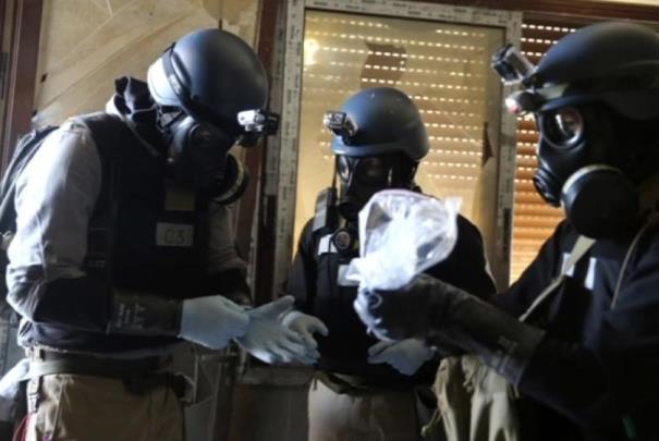 Osservatori dell'OPAC al lavoro in SIria