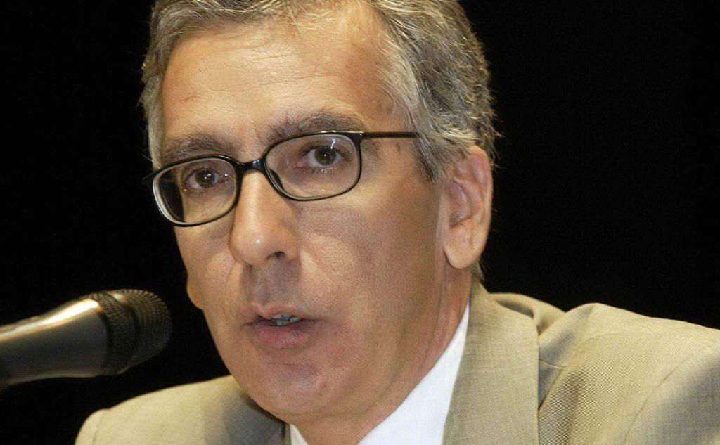 Il nuovo presidente della regione Sardegna, Francesco Pigliaru