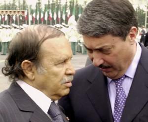 Abdelaziz Bouteflika e Ali Benflis