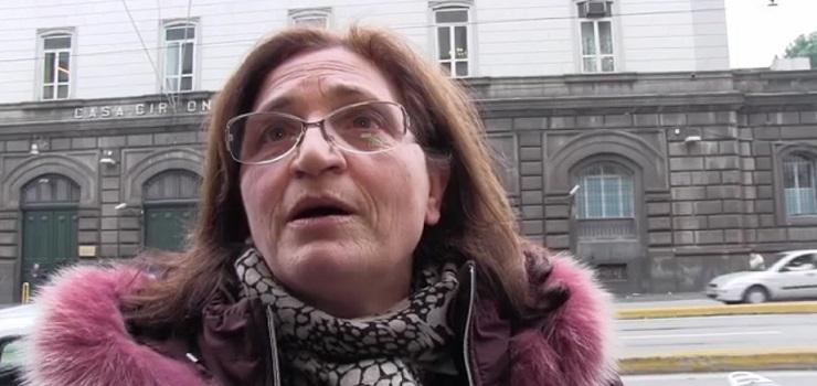 Maria Cacace, madre di Vincenzo Di Sarno